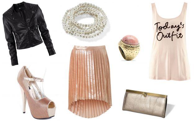 Spódnice i sukienki z asymetrycznym dołem - trendy 2012!