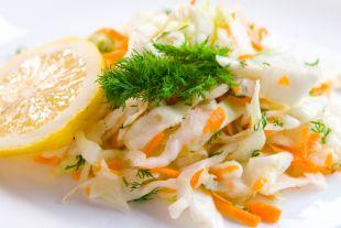 Sałatka ala Coleslaw według diety SB