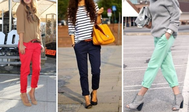 Chinos - kultowe spodnie dla niej i dla niego