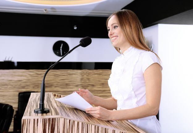 Wystąpienia publiczne - jak się przygotować?