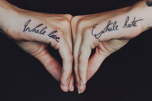 Tatuaże dla dwojga