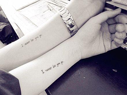Tatua�e dla dwojga