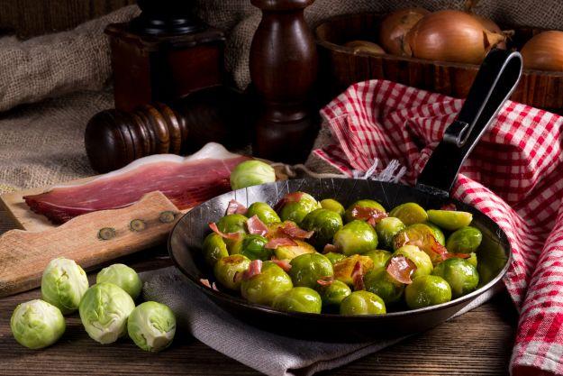 Brukselka - kilka pomysłów na pyszne dania