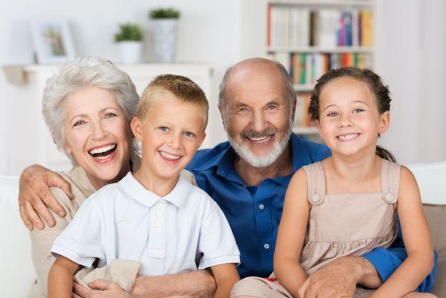 Jak uszczęśliwić babcię i dziadka?