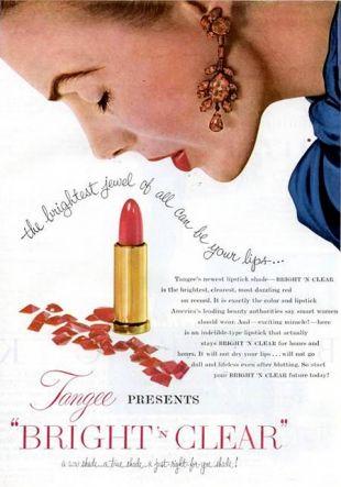 Kobieta w reklamie