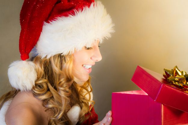 Świąteczne prezenty - DLA NIEJ