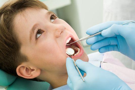 Dentofobia dziecięca