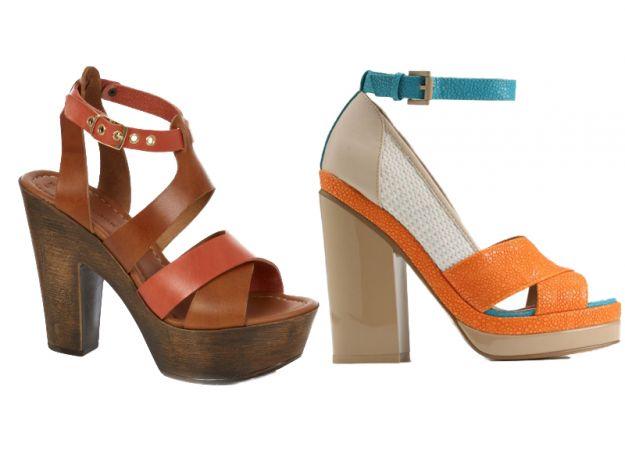 Wiosenne buty, które wysmuklają łydki!