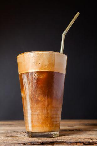 Kawa mrożona - boski napój!