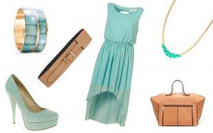 Kolorowe jeansy - trendy na wiosnę i lato 2012!