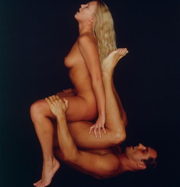 Seks-pozycje z jogą