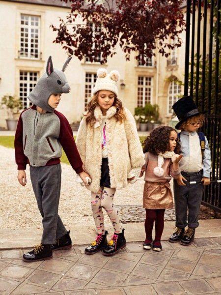 H&M dla UNICEF – jesień i zima 2012/13