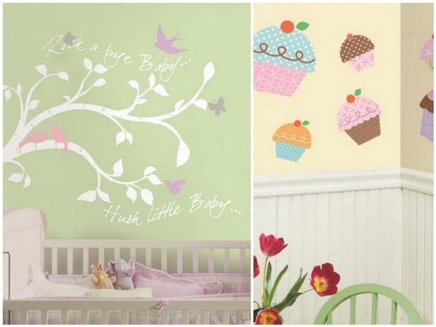 Wiosenne pastele w dziecięcym pokoju
