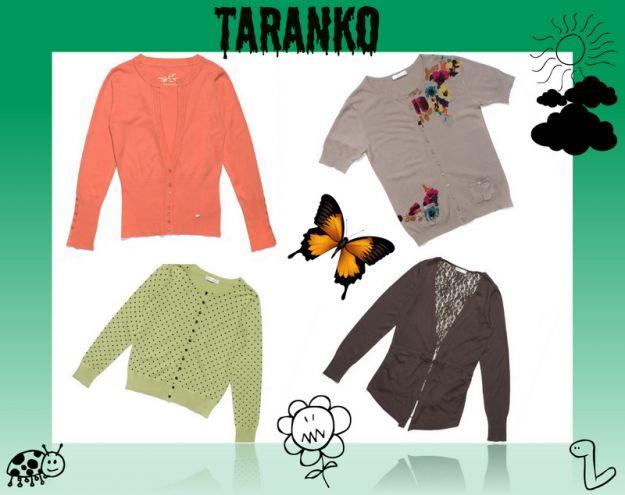 Swetry na wiosnę i lato 2012 - Przegląd we-dwoje.pl