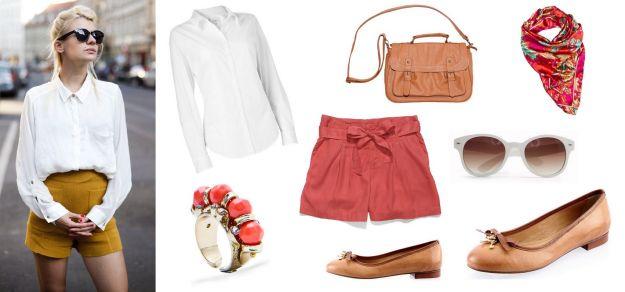 Z czym nosić szorty? - trendy z mody ulicznej
