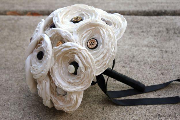 6 pomys��w na nietypowy bukiet �lubny