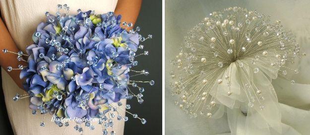 6 pomysłów na nietypowy bukiet ślubny