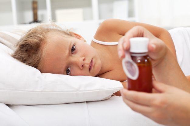Jesienne infekcje u dzieci