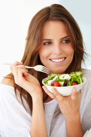 Zwalcz stres zdrową dietą!