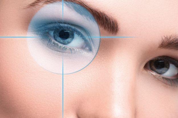 Irydologia - co mówią oczy?