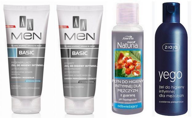Higiena Intymna Mężczyzny Pielęgnacja Ciała Polkipl