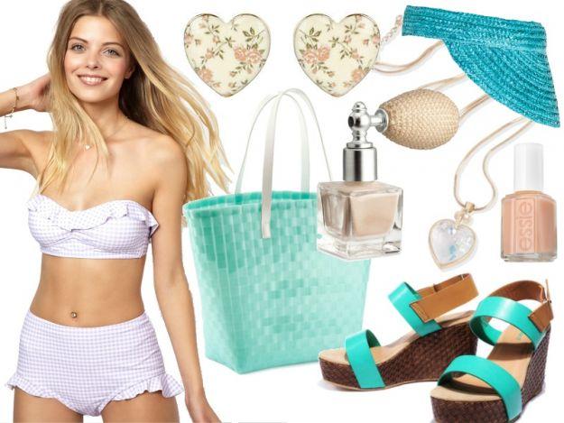 Stylizacje plażowe w 5 stylach!