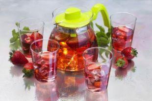 Pyszny i zdrowy napój imbirowy