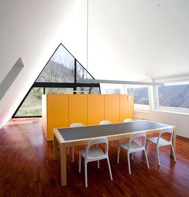 Intrygująca architektura nowoczesnych domów