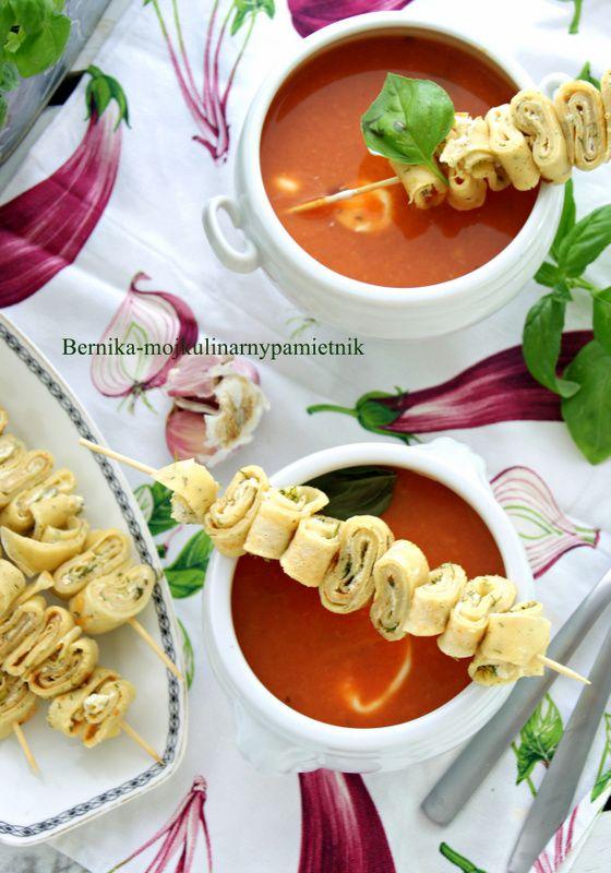 Szpajza cytrynowa, szynka pod cytrusami i malinowe ciasto - Przepisy z bloga Bernika Mój kulinarny pamiętnik