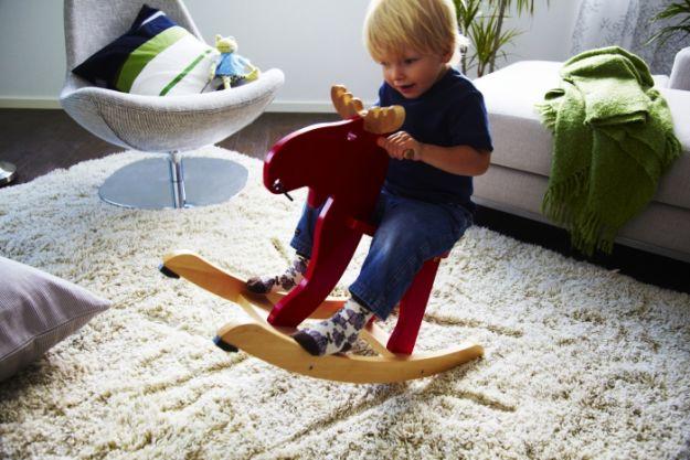 Pokój, który rozwija kreatywność dziecka