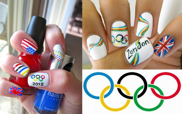 Manicure na olimpiadę