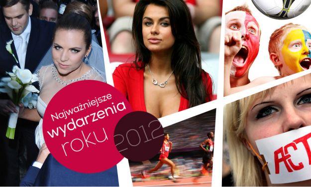 Najważniejsze wydarzenia 2012 roku
