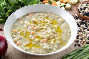 błyskawiczna zupa fasolowa