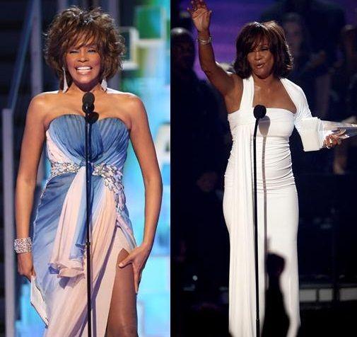 Whitney Houston: Trzy dekady piękna