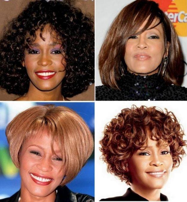 Whitney Houston Trzy Dekady Piękna Twarz I Makijaż Polkipl