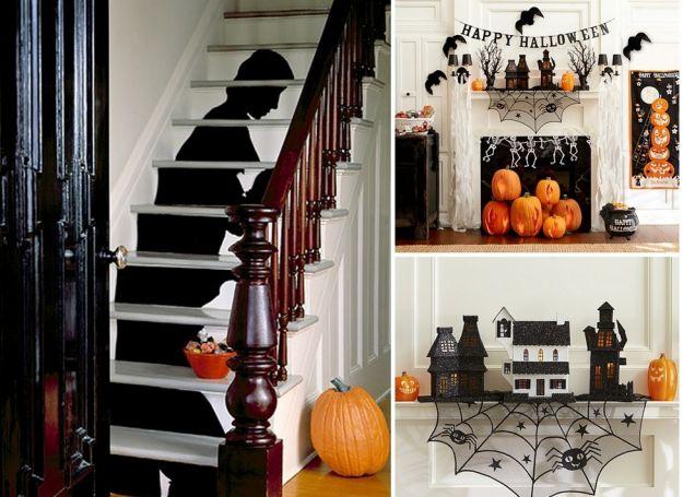 Przerażające inspiracje na Halloween