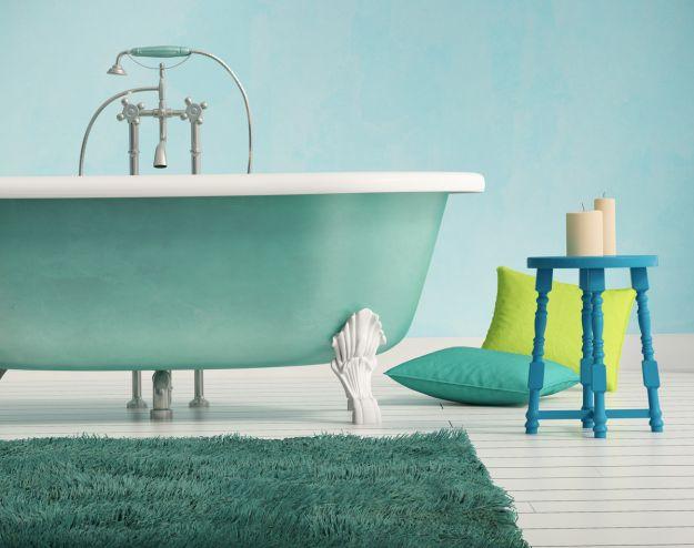 Jaką Wybrać Kolorystykę Do łazienki Aranżacje Wnętrz