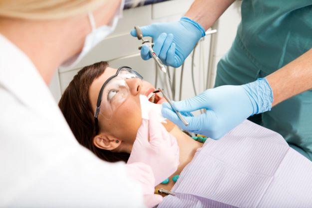 Problemy stomatologiczne u chorych na FOP