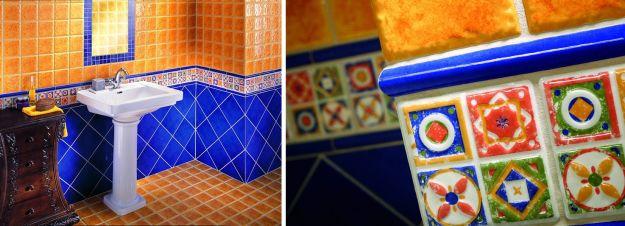 łazienka W Stylu Hiszpańskim Aranżacje Wnętrz Polkipl