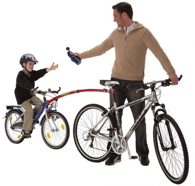 Foteliki i przyczepki rowerowe dla dzieci