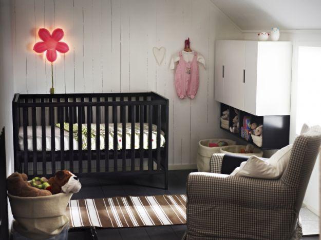 Co powinno znaleźć się w pokoiku niemowlaka? - Wypowiedź dekoratorki.