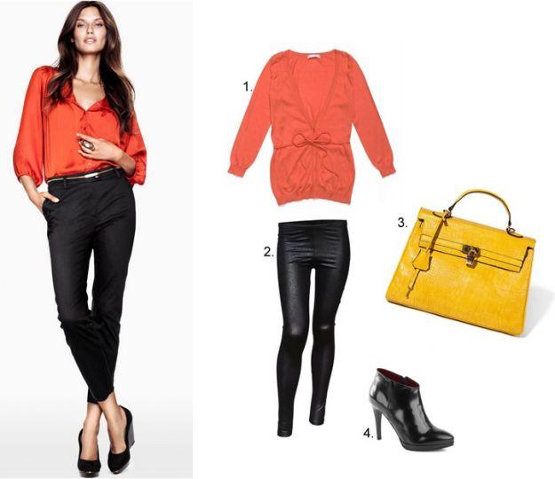 Najmodniejsze kolory jesieni 2012!