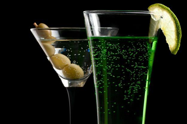 Drinki na bazie ginu