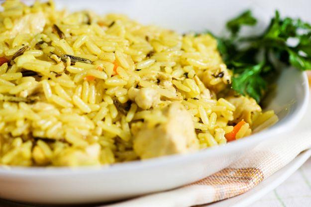 Pilaw - smaczny sposób na ryż