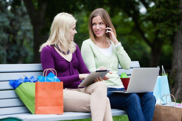 Showrooming – oglądamy w sklepie, kupujemy w sieci!