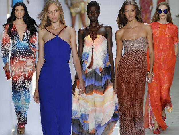 Sprawdź, czy na pewno powinnaś nosić sukienki maksi!