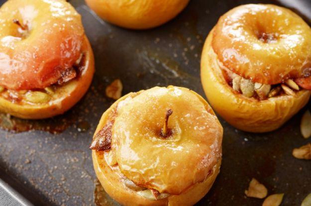 Przepisy na dania z polskich jabłek