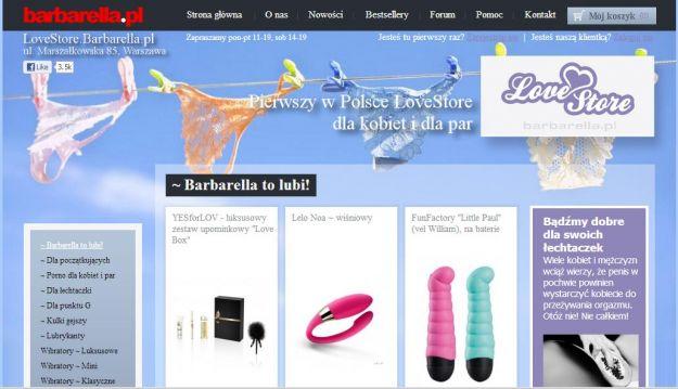 Polskie sklepy erotyczne dla Niej
