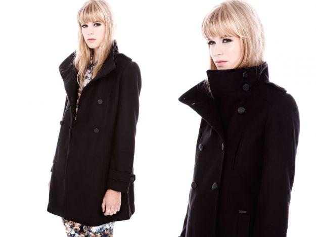 Jesienno-zimowy płaszcz - top 5!
