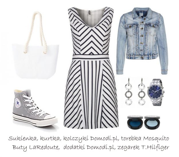 Wiosenne trendy - 3 modne stylizacje